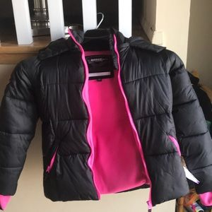 Hawks & Co. Girls winter jacket